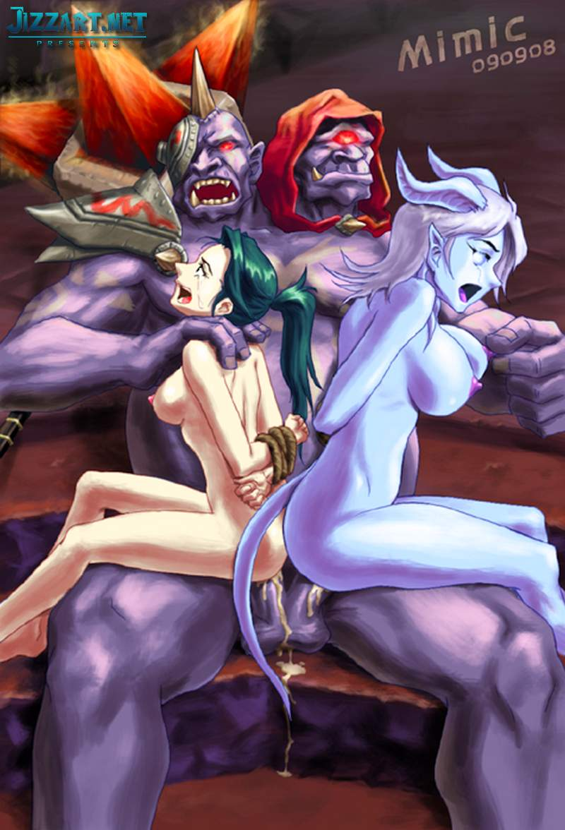 World of warcraft porn draenei slave adult comic