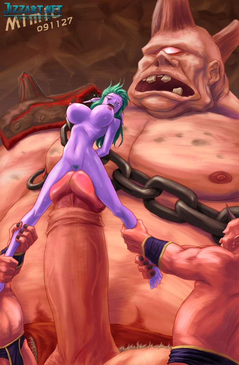 Gigi world of warcraft naked sexy video