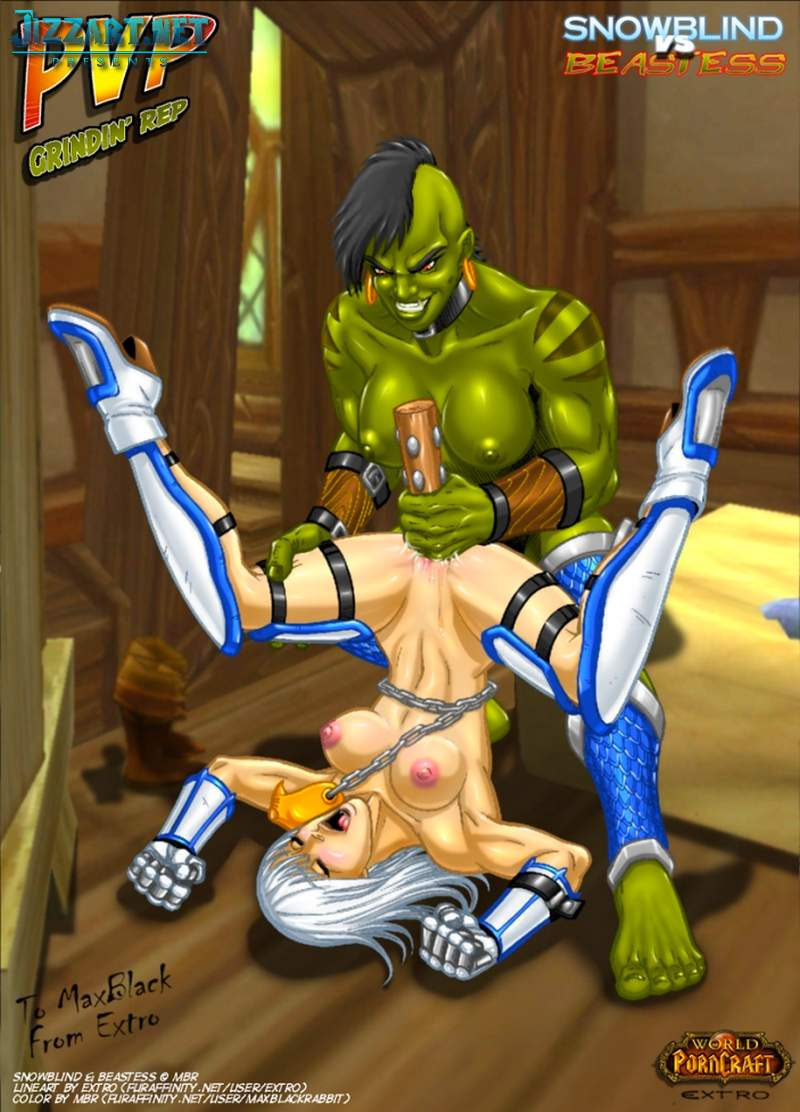 World of Warcraft naked pics