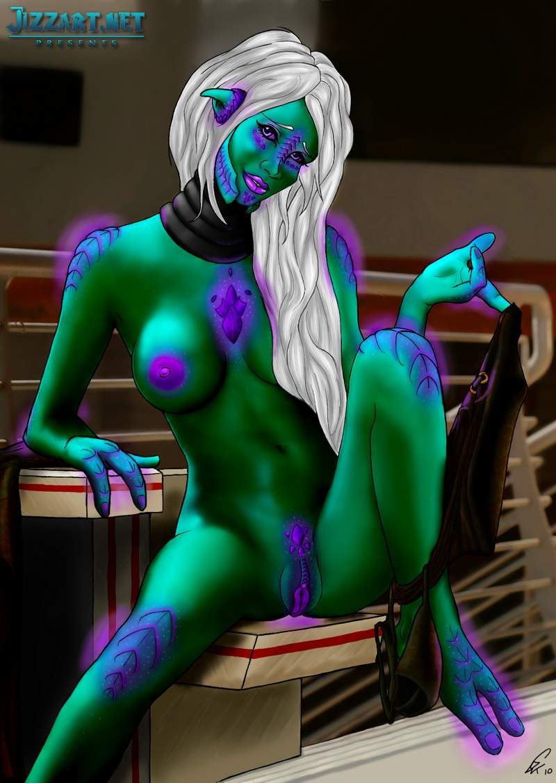 Elves nude celbrity