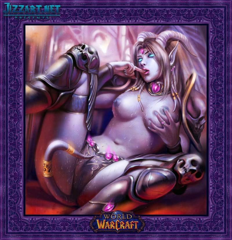 Lady sylvanas sex tape