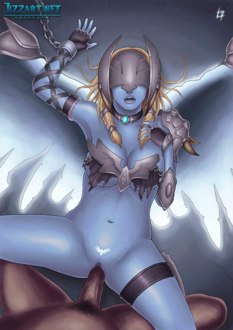 Queen azshara xxx naked galleries