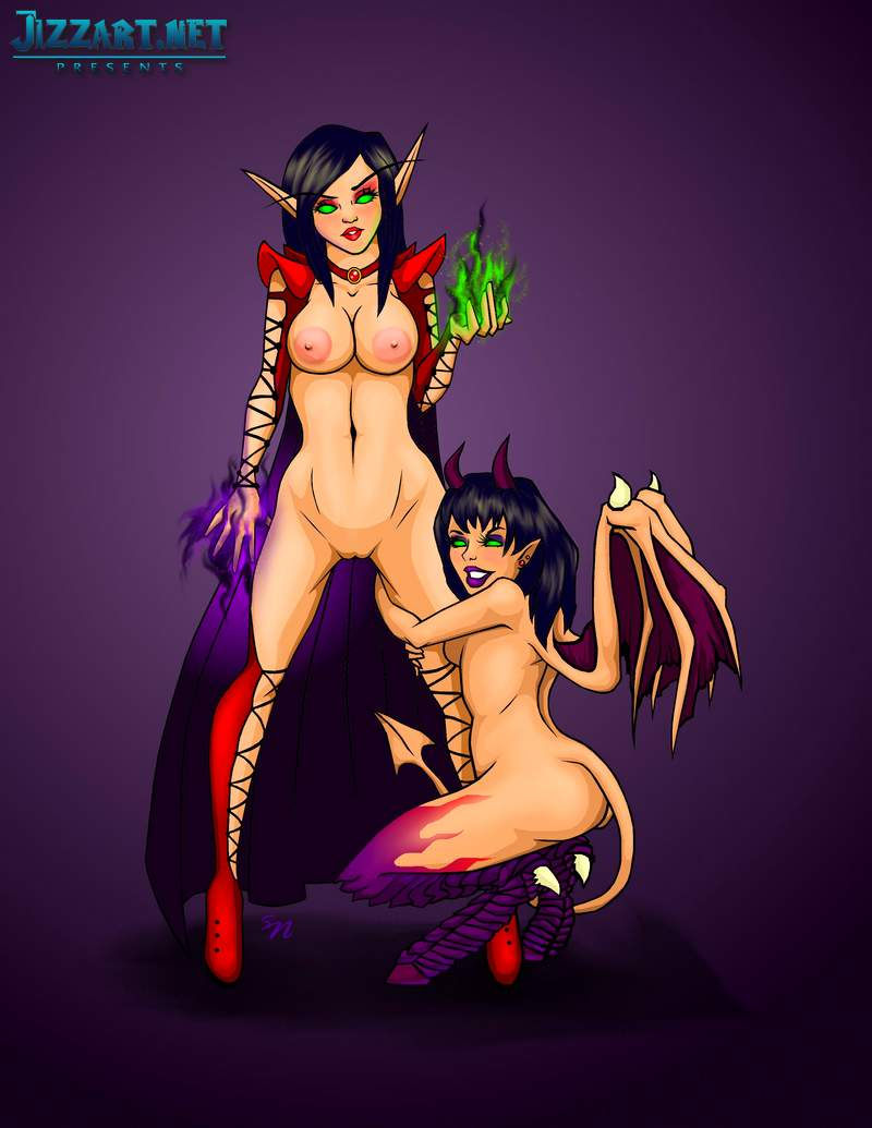 World of warcraft blood elf warlock porn  fucks pictures