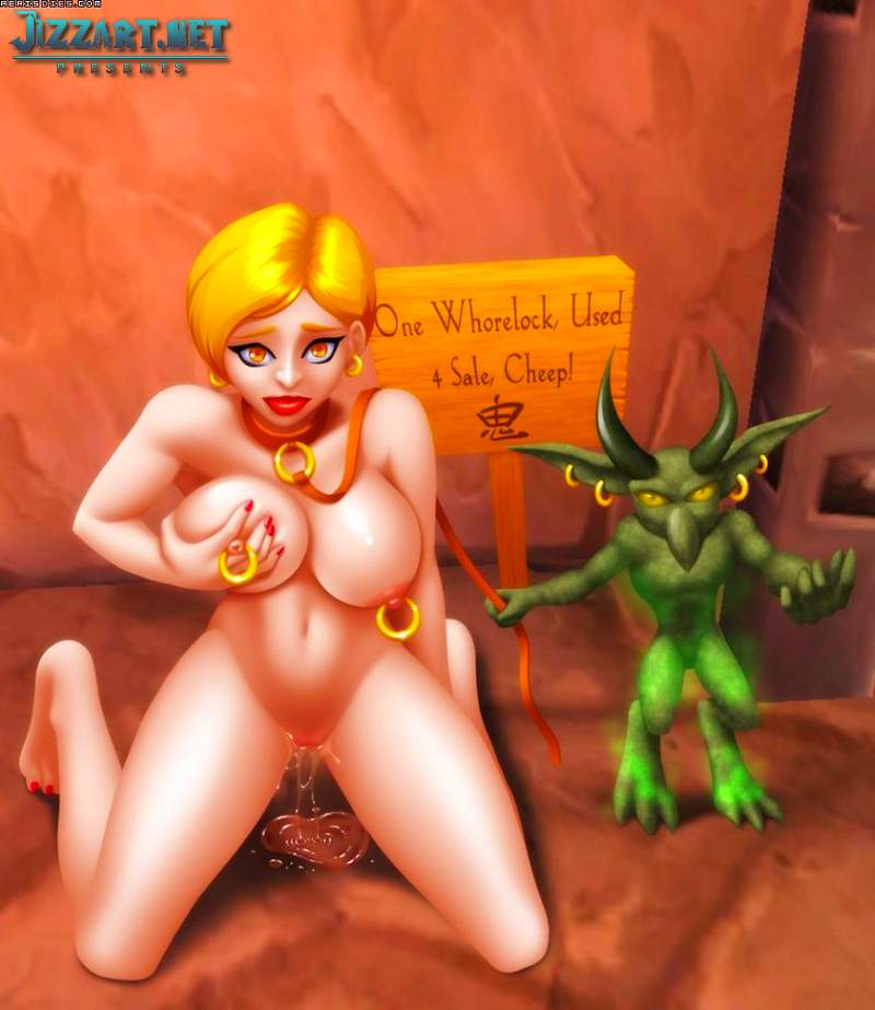 World of Porncraft girls get fuck byNude Skins monster