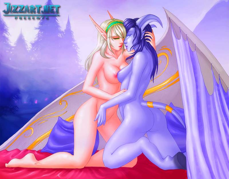 Almond sex elf World of Warcraft