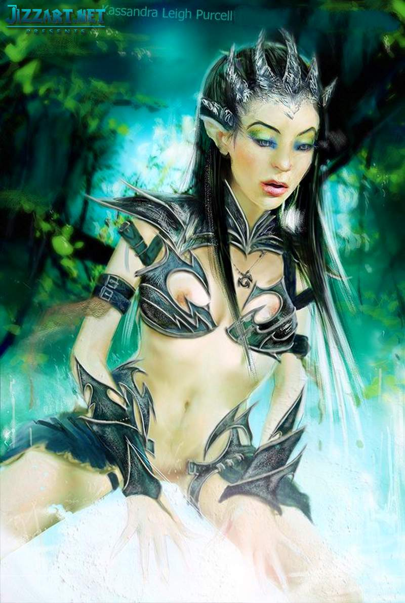 Pictures of naked elves