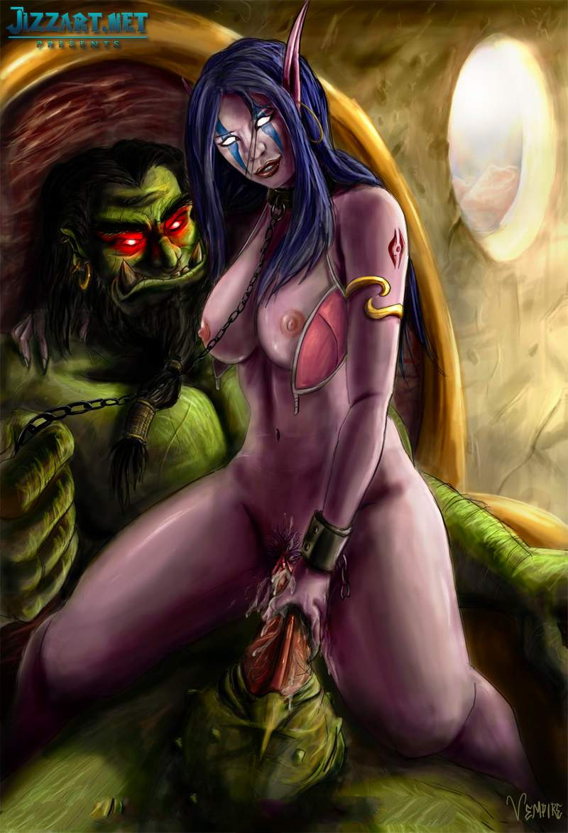 Alexstrasza salvation naked adult scene