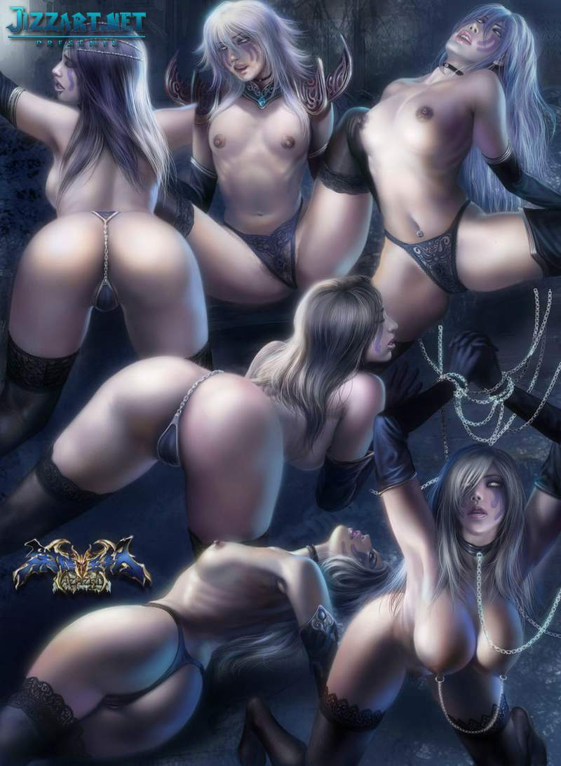 Roleplaying sex fantasy elf Hordes hentai toons