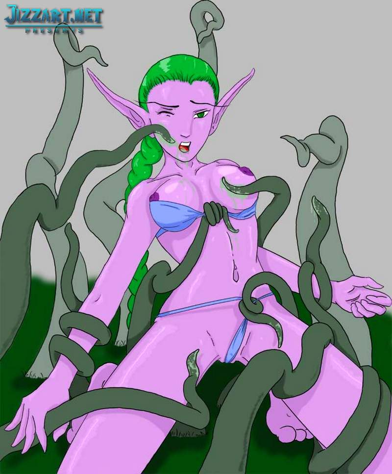 Xxx World of Warcraft draenei porn gallery