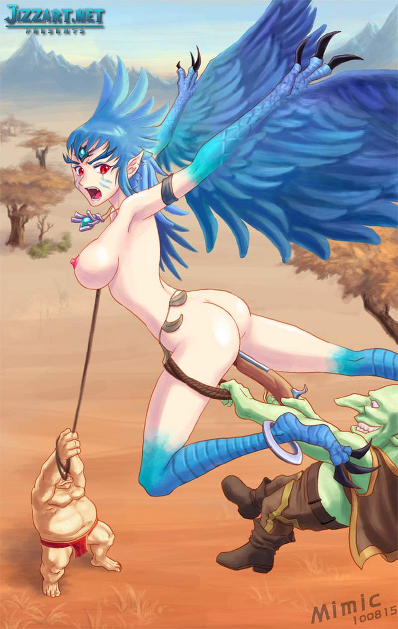 Harpy hentia naked download