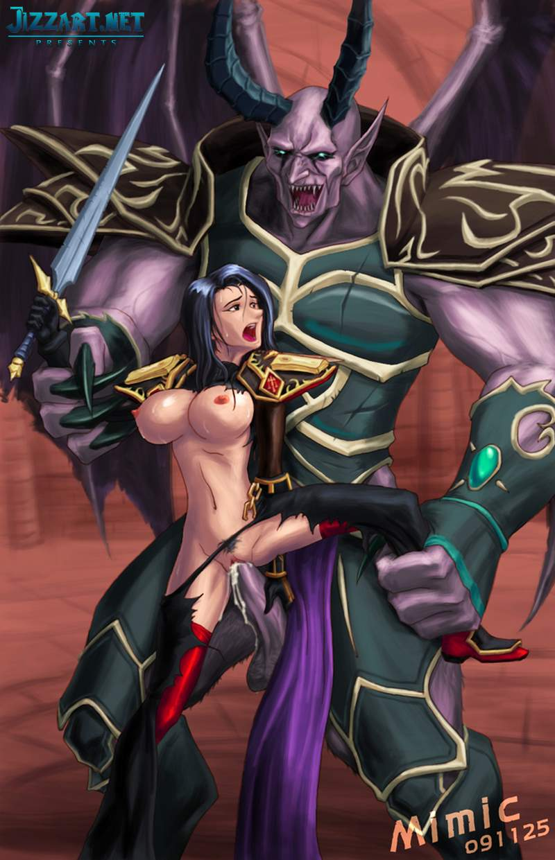 Wold of Warcraft sex
