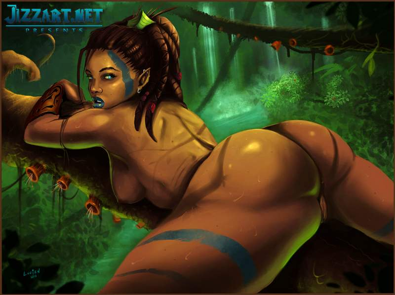 How to make lara croft naked