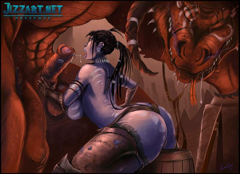 World of Warcraft porn by daniel