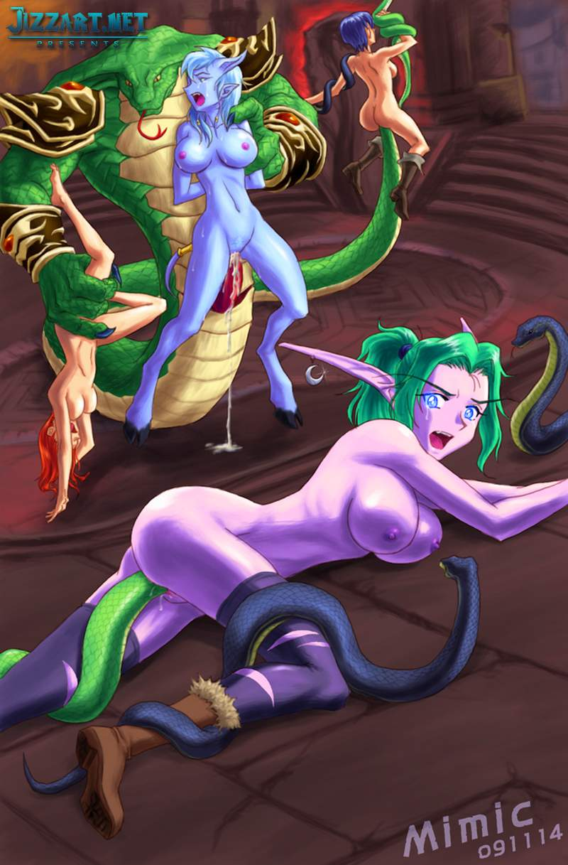 Porntube Warcraft tyrande