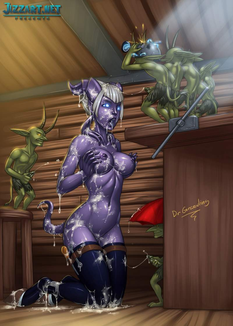 World of Warcraft porn collection image draenei