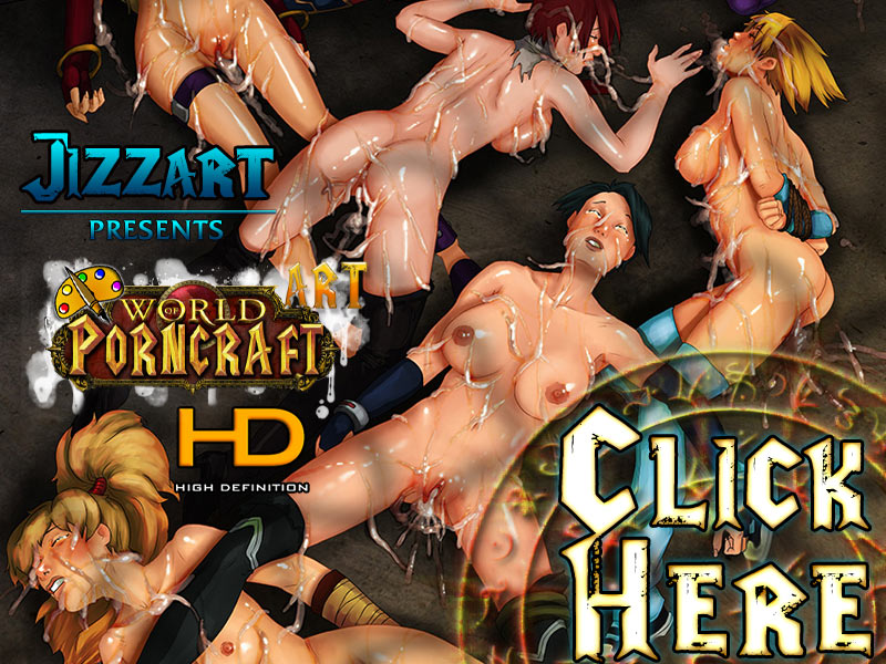 WoW blood elf girls hentai