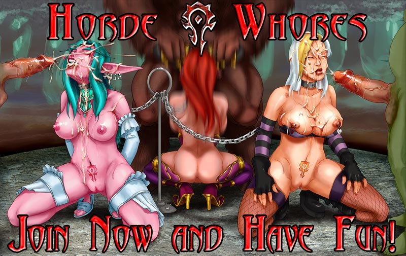 naked World of Warcraft chars