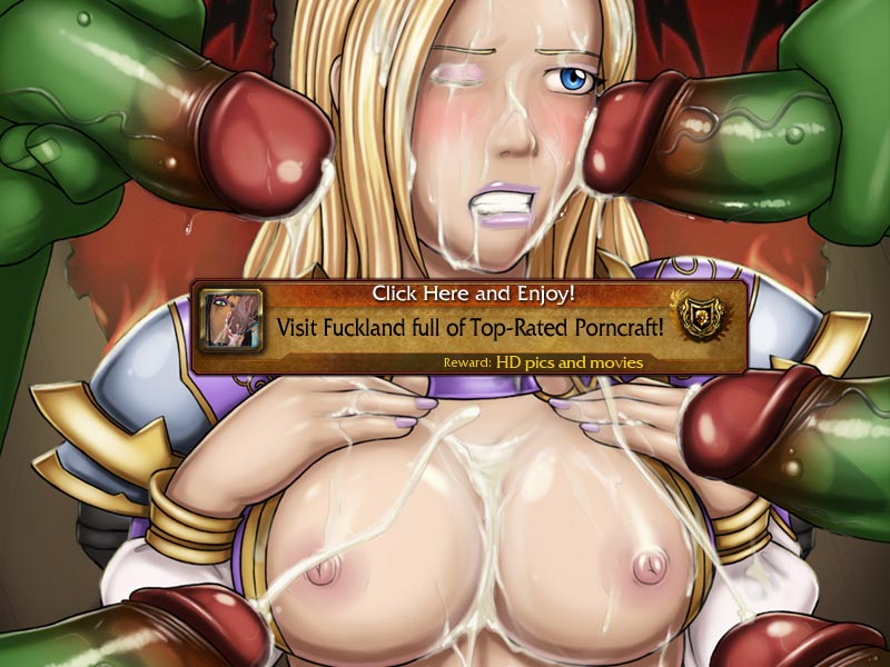 blood elf female porn