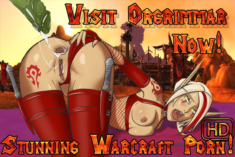 3d World of Warcraft porn oxin