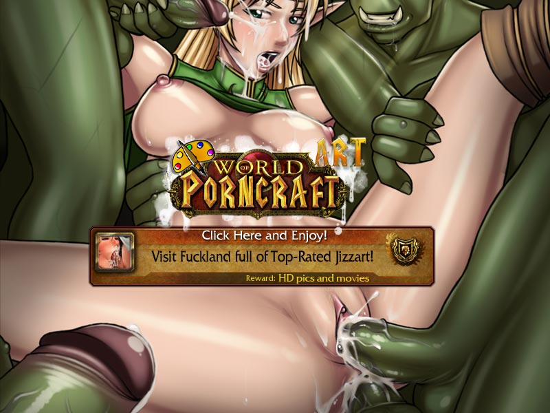 3d World of Warcraft porn models