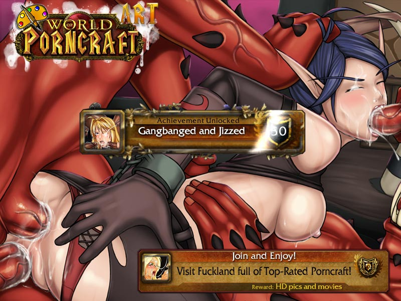 Warcraft creature porn games