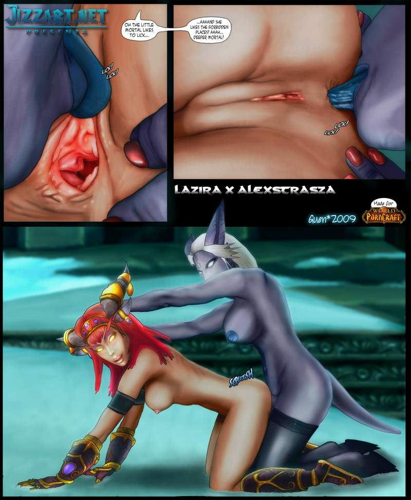 3d World of Warcraft porn 2 ita download