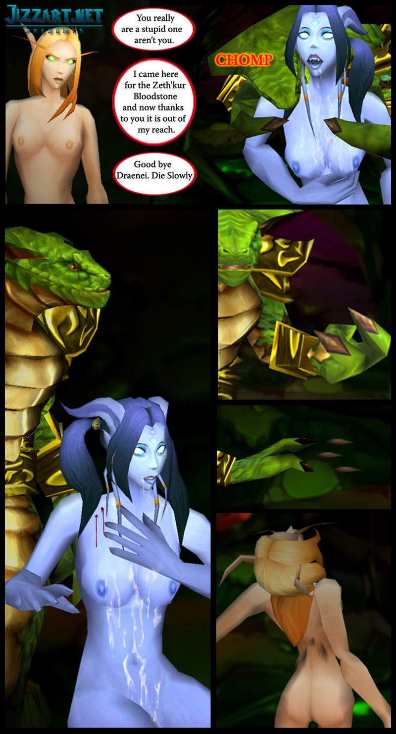 Warcraft quest hentai porn video