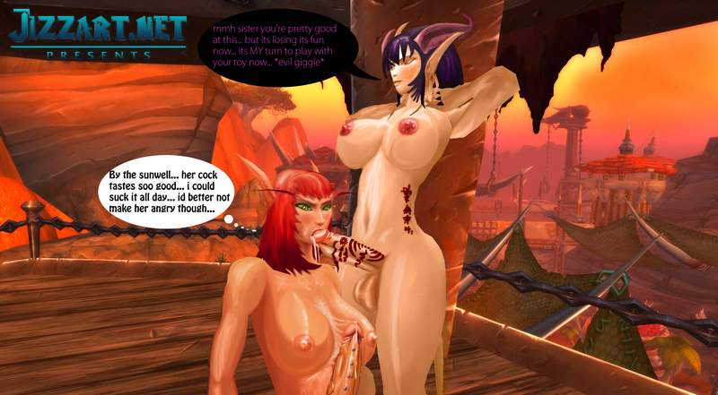 3d World of Warcraft porn 2 updates