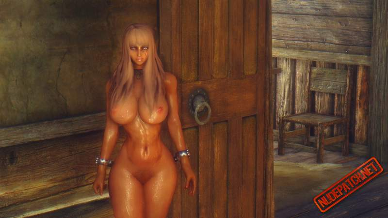 Elf woman nude