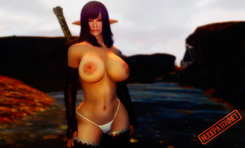 Oblivion nude mod uncensored