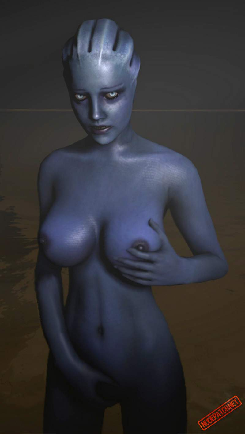 Female demon nude