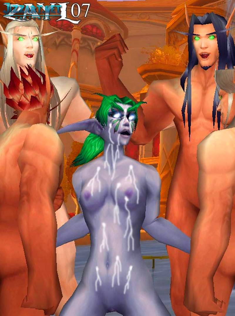 Warcraft elf porn story