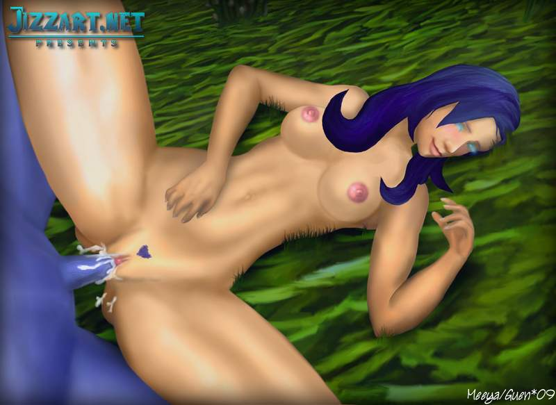 Naked elf sex games