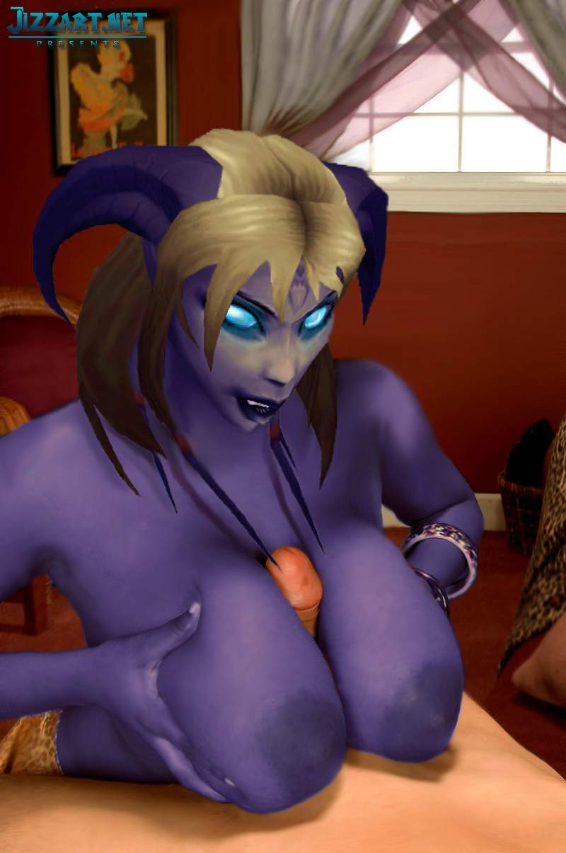Mother and Jaina Proudmoore 3d porn