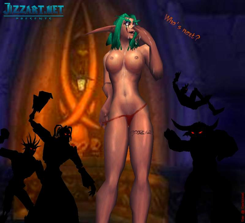 3d World of Warcraft porn 2 2.64