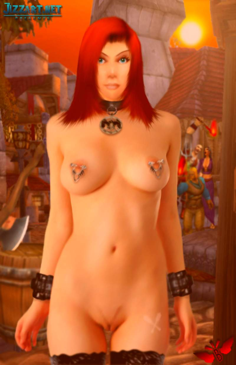 3d World of Warcraft porn v34