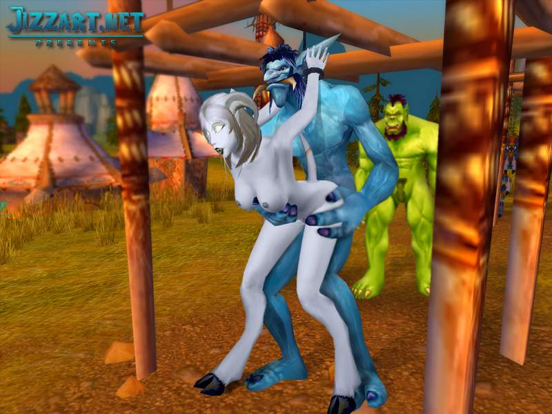 World of Warcraft pornography hentai