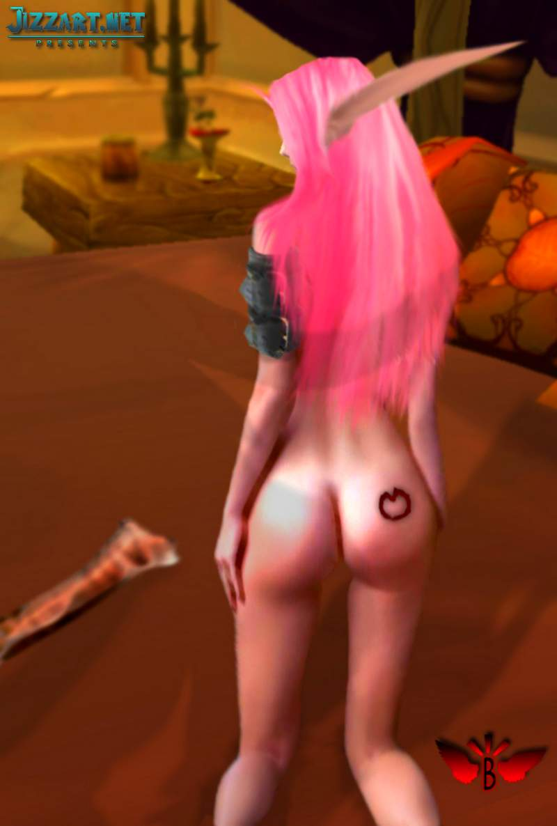 Nude ass wow patch