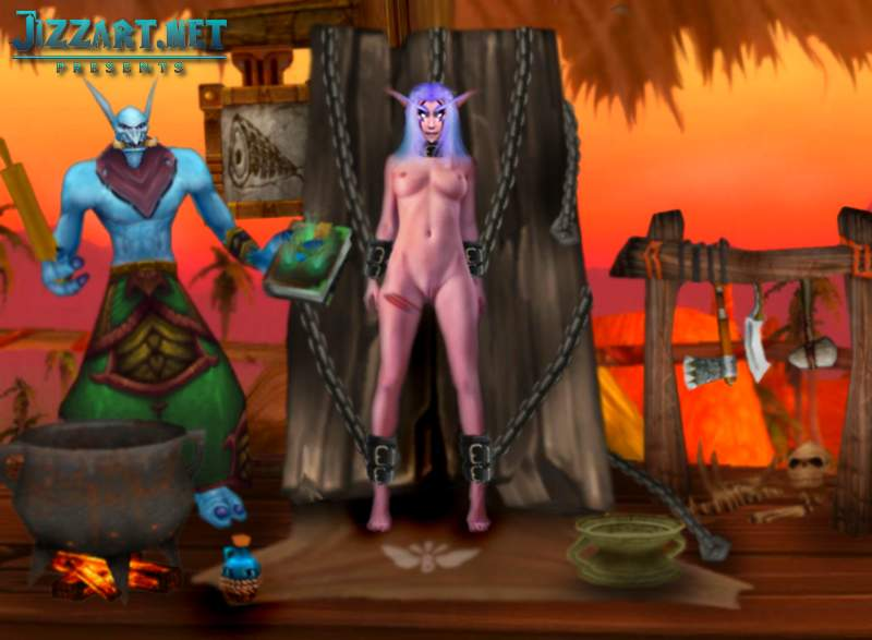 World of Warcraft hentia porn