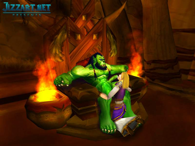 3d World of Warcraft porn 2.058