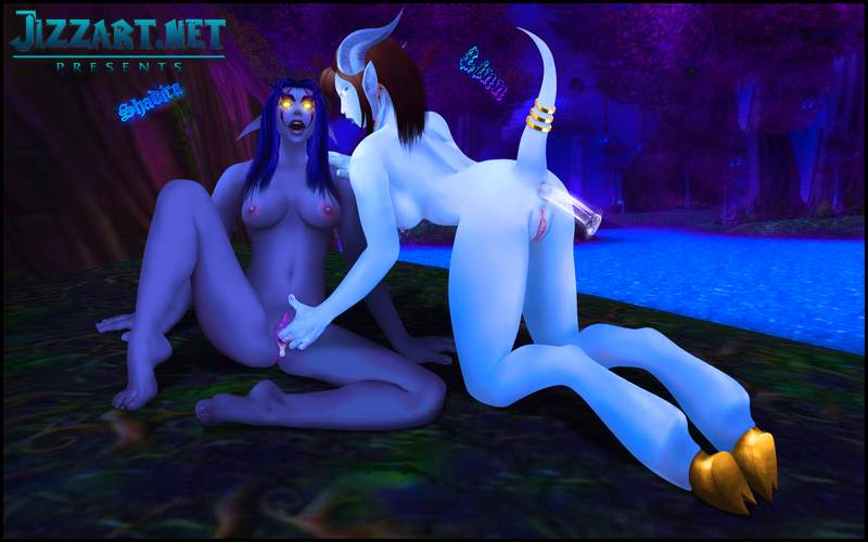 3d World of Warcraft porn 2.6