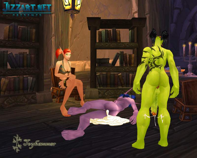 WoW night elf nude pics