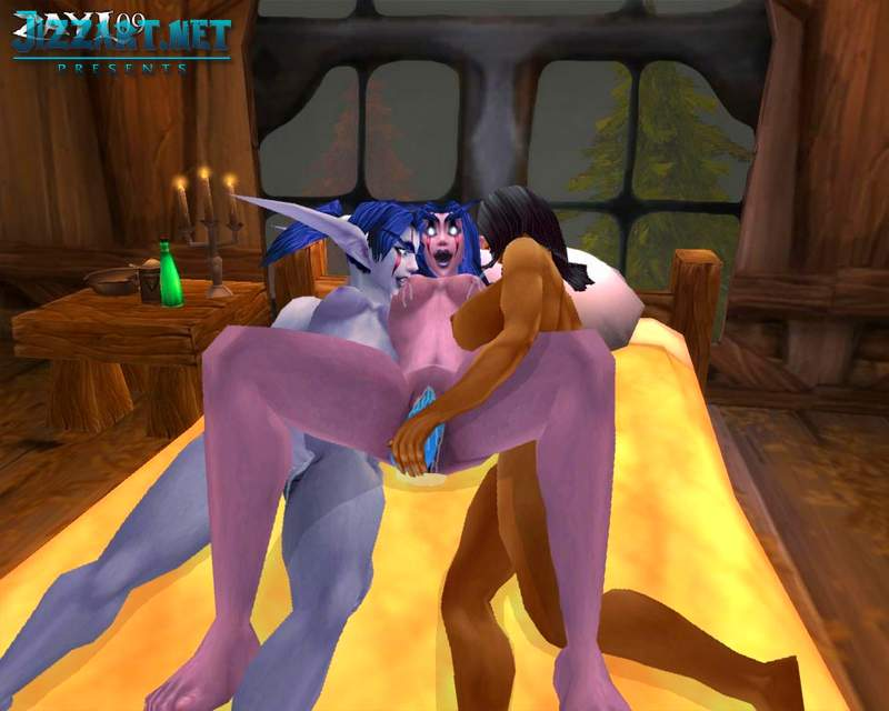 Alexstrasza sex video