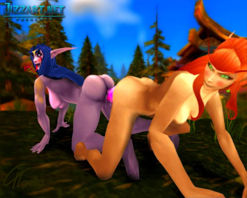 Warcraft hentai grey