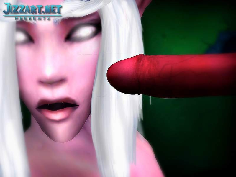 Naked World of Warcraft nightelves porno