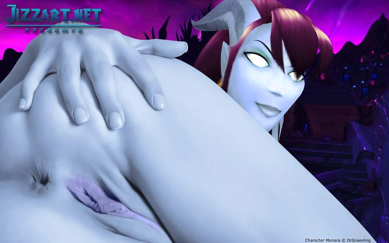 Snowblind World of Warcraft porn pic