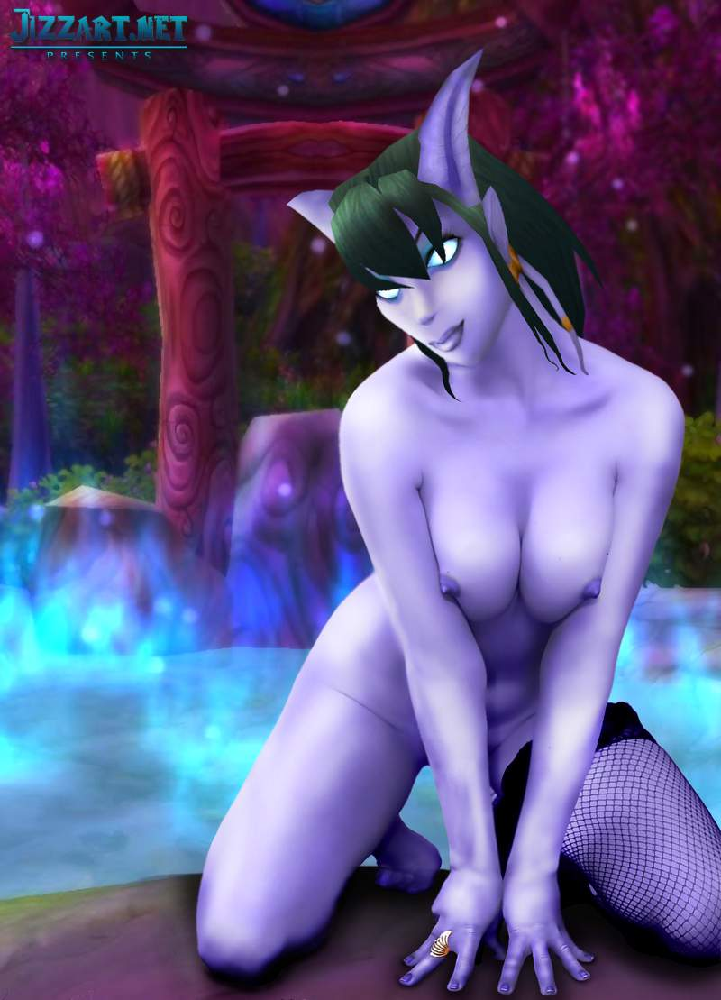 World of warcraft draenei nude patch porn pic