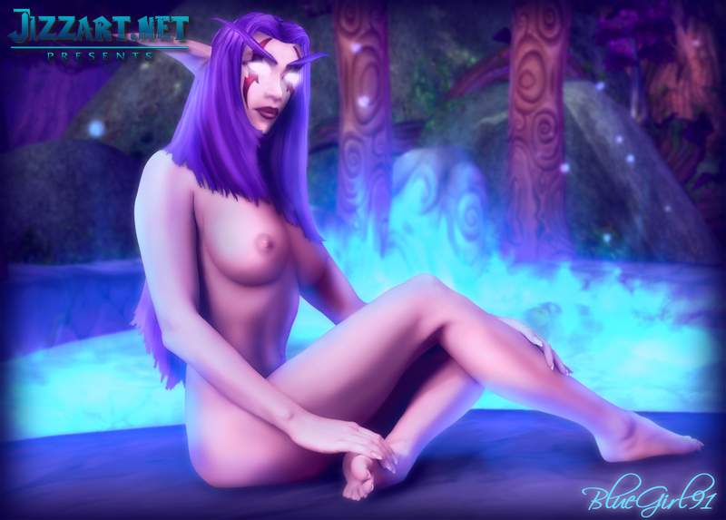 Fantasy art photos of naked women