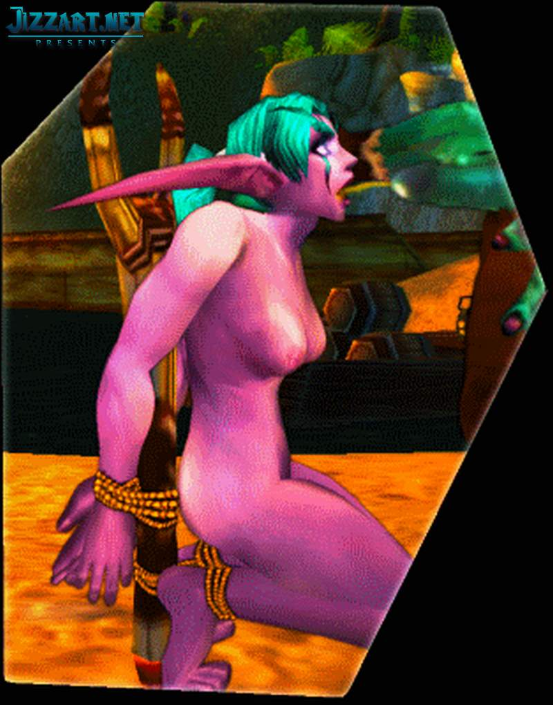 Naked pis of jaina proudmoore