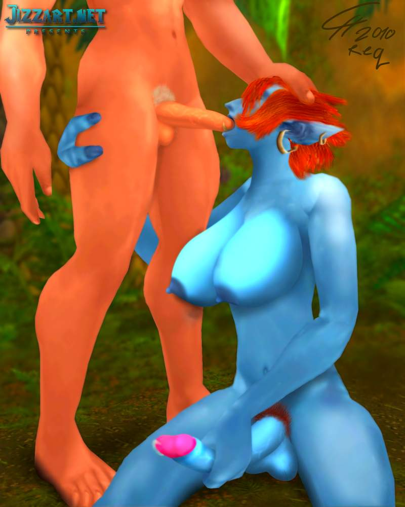 Naked elves videos